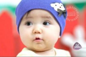 Combo 2 nón len phong cách Hàn Quốc bảo vệ bé yêu trong thời tiết se lạnh, vừa tạo vẻ đáng ...
