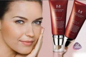 """Missha M Perfect Cover BB Cream 50ml - Thương hiệu nổi tiếng Hàn quốc với kem nền trang điểm """"All ..."""