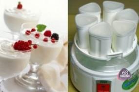 Tăng cường sức đề kháng và làm đẹp da với máy làm sữa chua 6 cốc với giá chỉ 188.000 đ ...