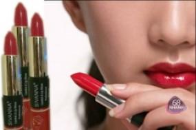 Son môi Sivanna 2 trong 1- mang đến bạn bờ môi căng mọng, quyến rũ, giúp dưỡng môi, ngăn tia UV