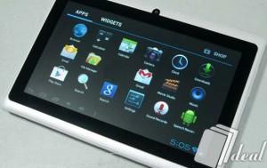 Máy Tính Bảng Ampe A76 (Hệ Điều Hành Android )