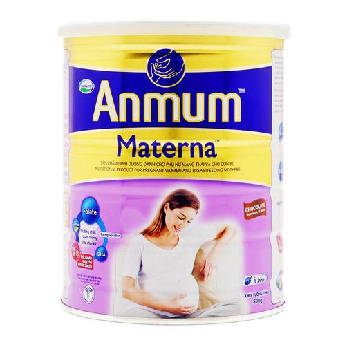 Sữa bà bầu Anmum Materna 800g