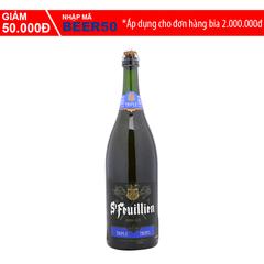A Đây Rồi - Bia St-Feuillien Triple chai 3L