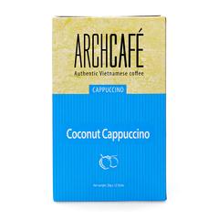 A Đây Rồi - Ca phe hoa tan Cappuccino dua Archcafe hop 240g