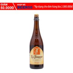 A Đây Rồi - Bia La Trappe Tripel chai 750ml