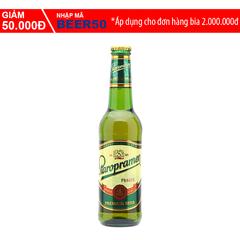 A Đây Rồi - Bia Staropramen Premium chai 330ml