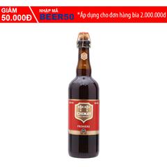 A Đây Rồi - Bia Chimay Red Cap chai 750ml