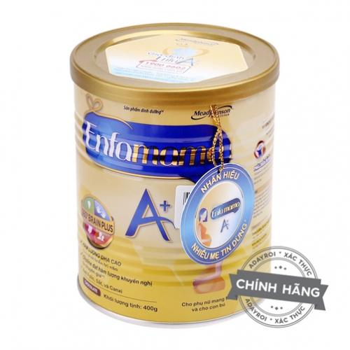 Sữa bột Enfamama A+ hương Chocolate 400g