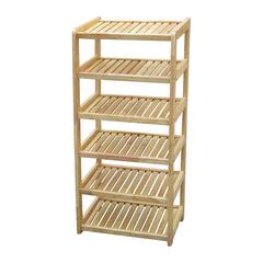 A Đây Rồi - Ke dep 6 tang ngang Nguyen Hanh Furniture NH-D6450 45 x 30 x 98 cm