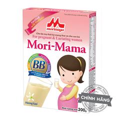 A Đây Rồi - Sua ba bau Morinaga Mori Mama huong Vani 200g