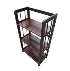 A Đây Rồi - Ke sach 3 tang 50 Nguyen Hanh Furniture NH-S350 50 x 28 x 90 cm (Nau)
