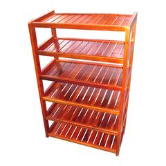 A Đây Rồi - Ke dep 6 tang Nguyen Hanh Furniture NH-D6T 60 x 30 x 100 cm (Do)