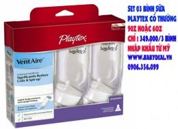 Set 3 Bình Playtex