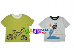 Baby Deal - COMBO 02 AO THUN CO TRON CHO BE TU...