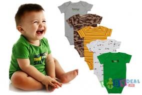 Baby Deal - Set 5 Ao Body Size Lon
