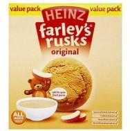 Bánh Ăn Dặm Heinz Farley's Rusks