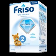 Sữa Friso Standaard sản xuất tại...
