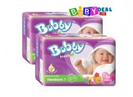 Tấm lót sơ sinh Bobby Fresh New Born 1