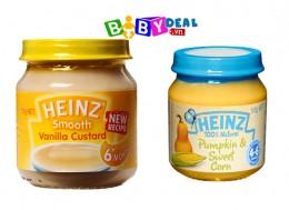 Bột ăn dặm đóng lọ Heinz - Sản phẩm cho bé