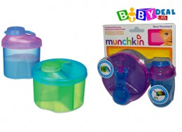 Set 2 hộp chia sữa Munchkin