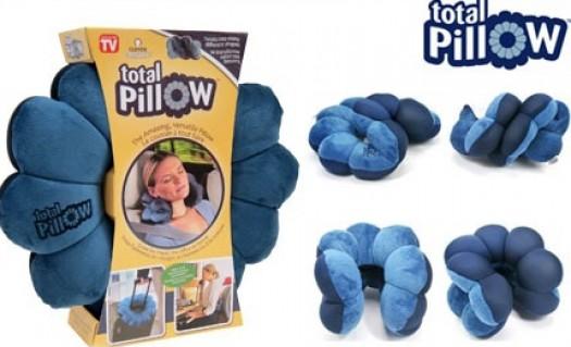 Gối Total Pillow 5 Trong 1 Tựa Lưng