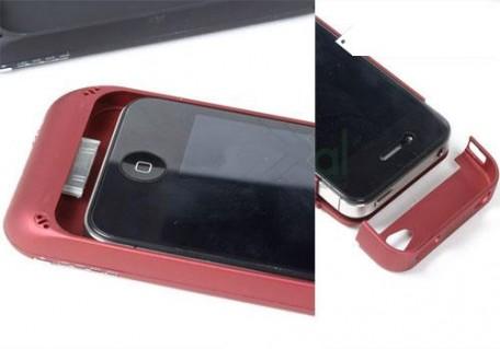 Case kiêm sạc pin dự phòng cho iPhone 4/4S