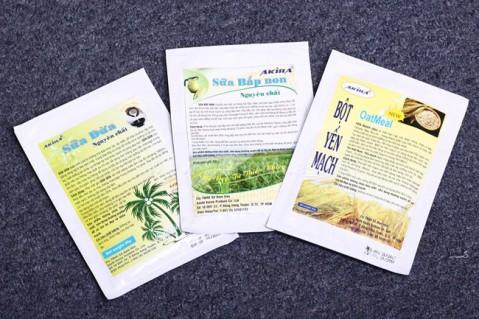 Bộ sản phẩm tắm dưỡng da Akira (4 gói) gồm bột tắm bắp non, bột tắm sữa dừa, bột tắm nước yến mạch nguyên chất cho làn da toàn thân trắng mịn an toàn và hiệu quả. Giá chỉ 85.000đ