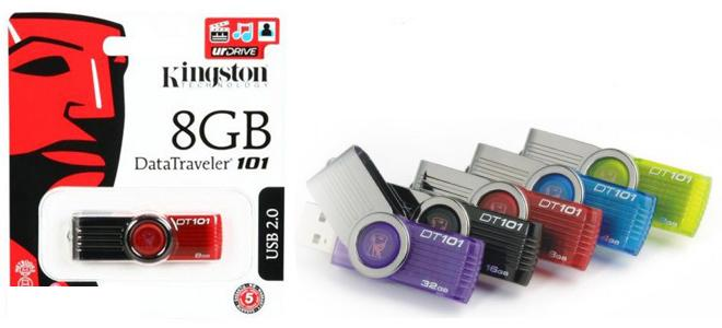 24H Deal - USB 8G KINGSTON