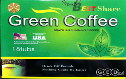 24H Deal - Tra Giam Can Green Coffee