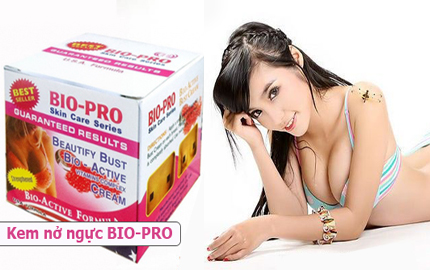 24H Deal - Kem Massage Nguc Bio-Pro