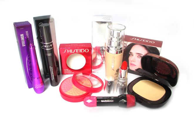 Trọn Bộ 07 Sản Phẩm Shiseido