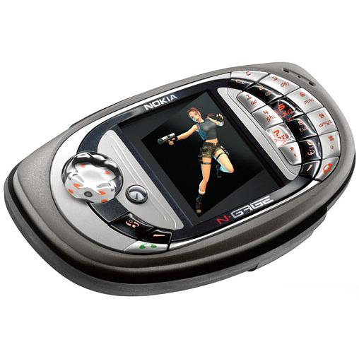 Điện thoại Nokia N Gage QD chính hãng tồn kho -DT91