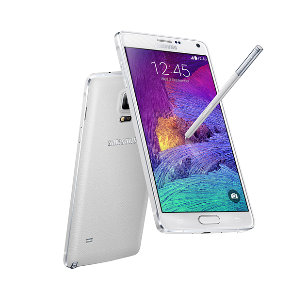 Samsung Galaxy Note 4 SM-N910F Rose Gold Phiên bản 4G - Core 8 3.0hz - DT189