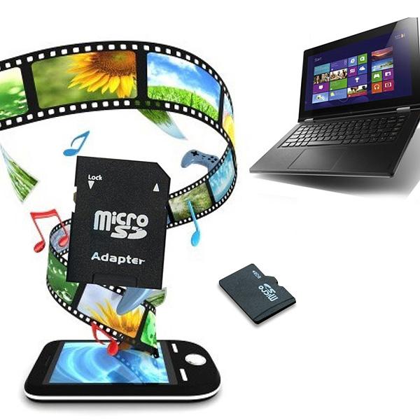 Thẻ nhớ MicroSD 8GB chính hãng - PKDT191
