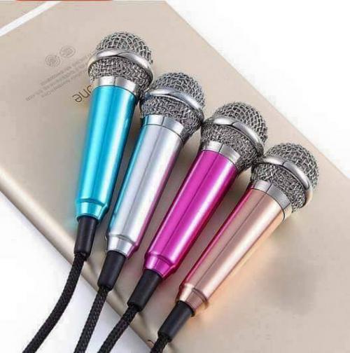 7Deal - Micro mini hat karaoke tren dien thoai - co jack 3.5 xuat loa ngoai