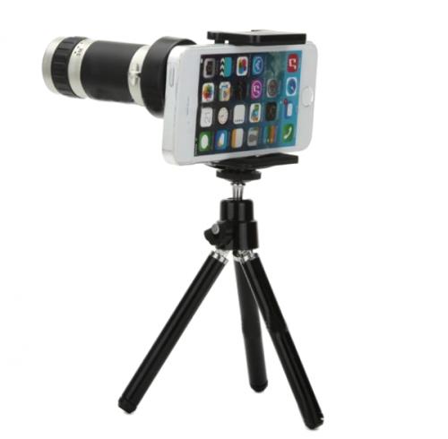 7Deal - Ong kinh lens tele zoom 8x cho dien thoai
