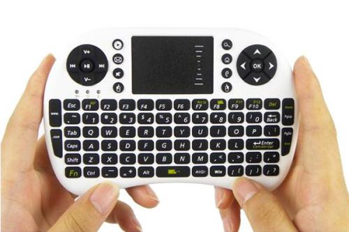 7Deal - Ban phim chuot khong day gianh cho smart tivi android