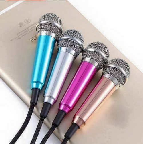 7Deal - Mic hat karaoke mini cho dien thoai android va iphone