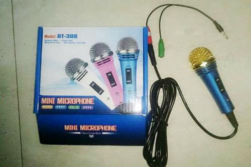 7Deal - Mic karaoke loai lon hat truc tiep tren dien thoai