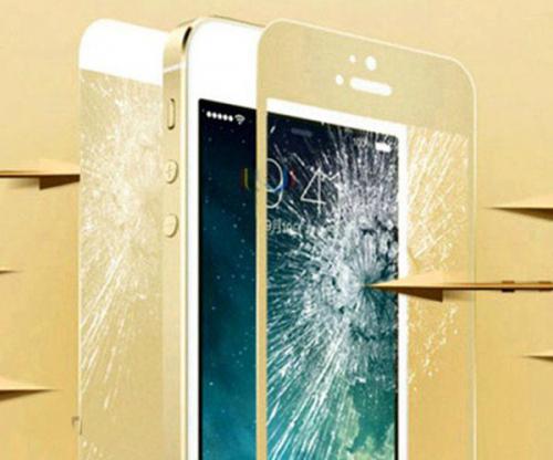 7Deal - Bo 2 mieng dan cuong luc mat truoc va sau cho iphone 6 plus