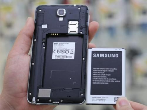 Pin điện thoại samsung note 3