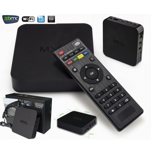 7Deal - Thiet bi Tivi thong minh Android TV box MXQ S805
