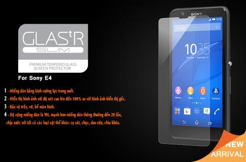 7Deal - Combo 2 mieng dan cuong luc Sony E4