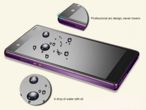 7Deal - Combo 2 mieng dan cuong luc Sony Z
