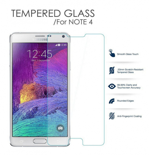 7Deal - Combo 2 mieng dan cuong luc Sam Sung Galaxy Note 4