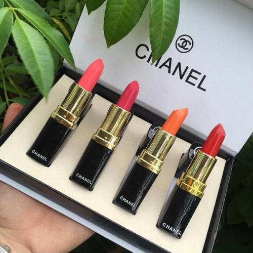 7Deal - Set 4 cay son Chanel chinh hang - Bao check code