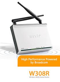 7Deal - Bo Phat Wifi Tenda W308 2 Ang Ten