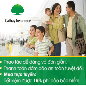 Bảo hiểm Cathay Insurance