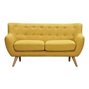 C Discount - Sofa GOMO Serti 002-55-187 Vang