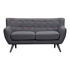 C Discount - Sofa GOMO Serti 002-77-190 Xam